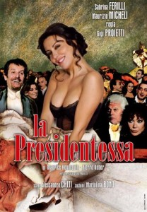 LA PRESIDENTESSA