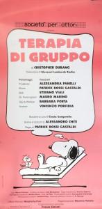 terapia di gruppo 1990